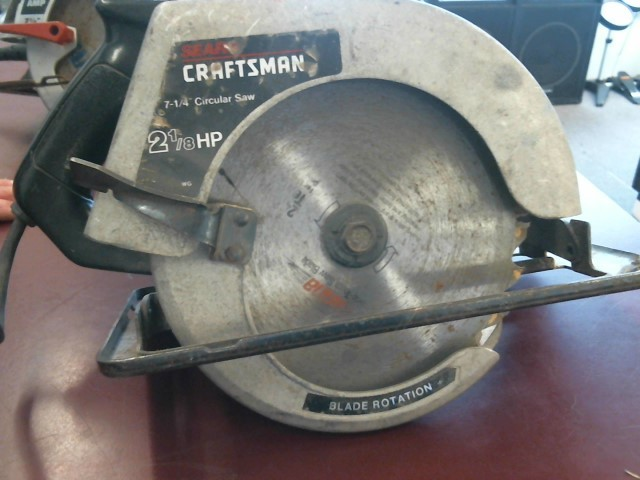 CRAFTSMAN Circular Saw 315.109231
