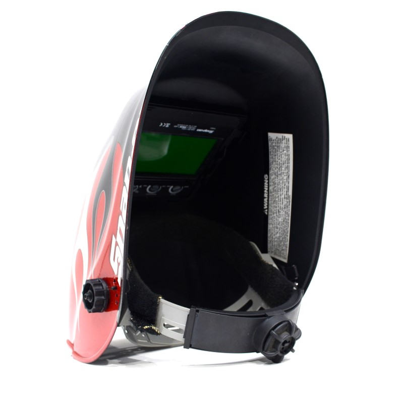 Snap-On YA4601 Auto-Darkening Adjustable Welding Helmet *Free S&H*