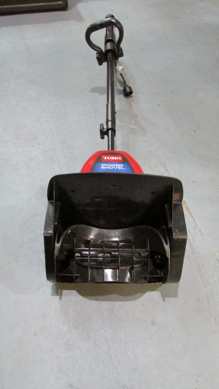 TORO Snow Blower POWERSHOVEL