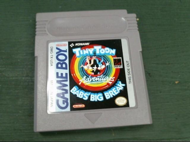 NINTENDO Nintendo NES Game TINY TOONS ADVENTURES