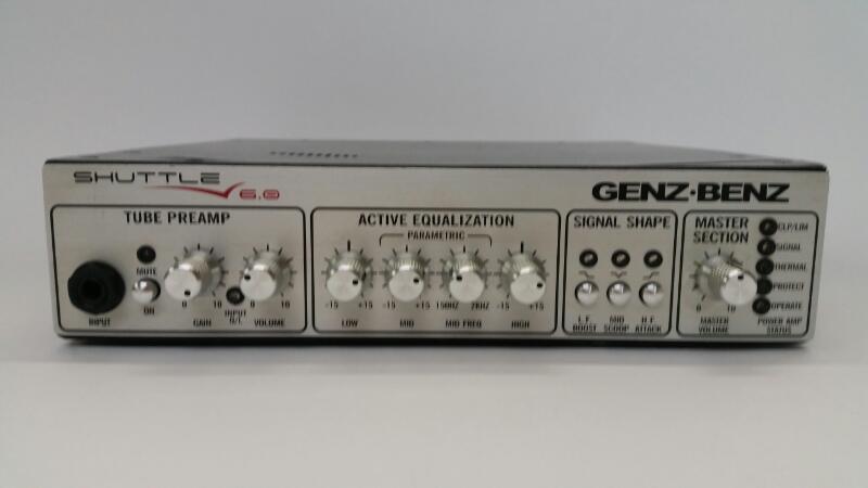 GENZ BENZ DJ Equipment SHUTTLE 6.0