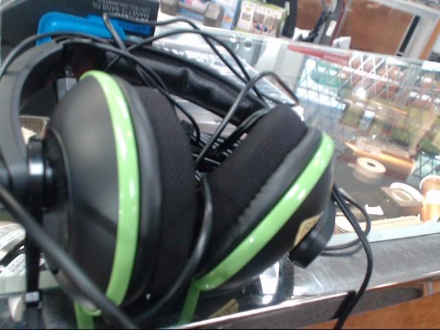 MICROSOFT Headphones TURTLE BEACH HEADPHONES