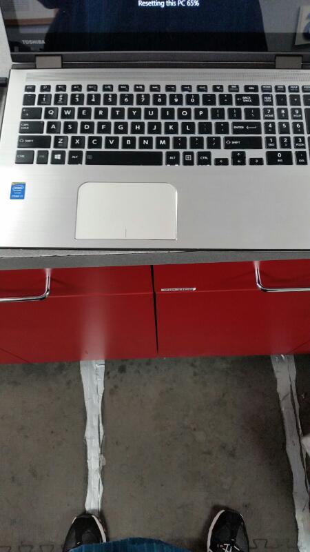 TOSHIBA Laptop/Netbook SATELLITE P55W-C
