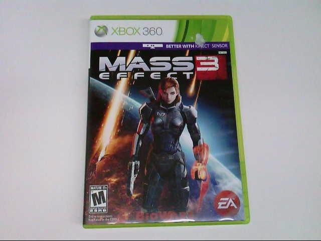 XBOX 360 MASS EFFECT 3