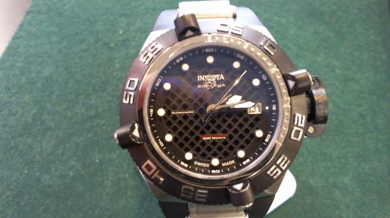 INVICTA Gent's Wristwatch 0521