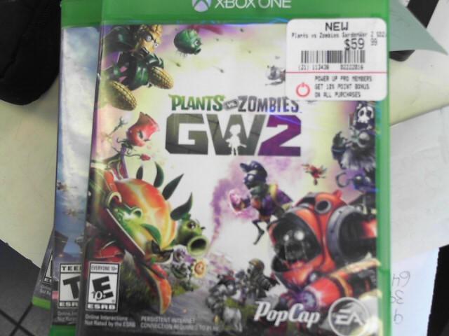PLANTS VS ZOMBIES Game GW2