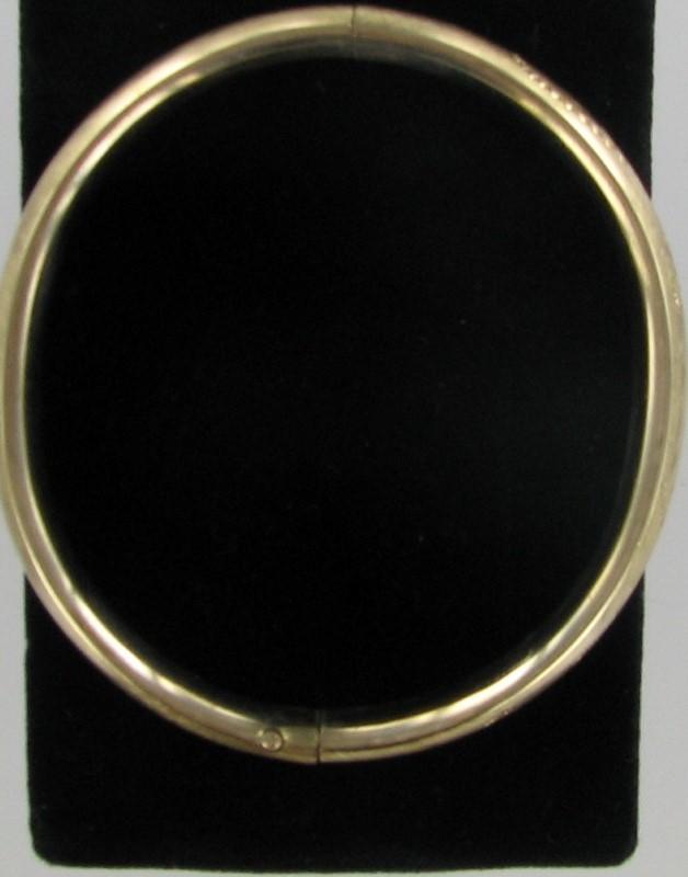 Gold Bracelet 14K Yellow Gold 6.6dwt