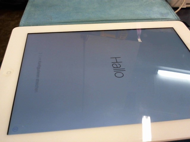 APPLE Tablet IPAD A1458 32GB
