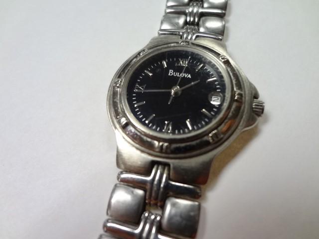 BULOVA Lady's Wristwatch LADIES WATCH