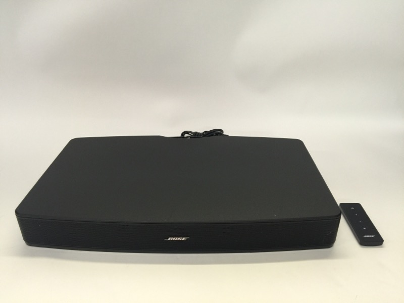 BOSE Surround Sound Speakers & System SOLO TV SOUND SYSTEM
