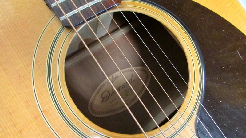 ARIA Acoustic Guitar 6712