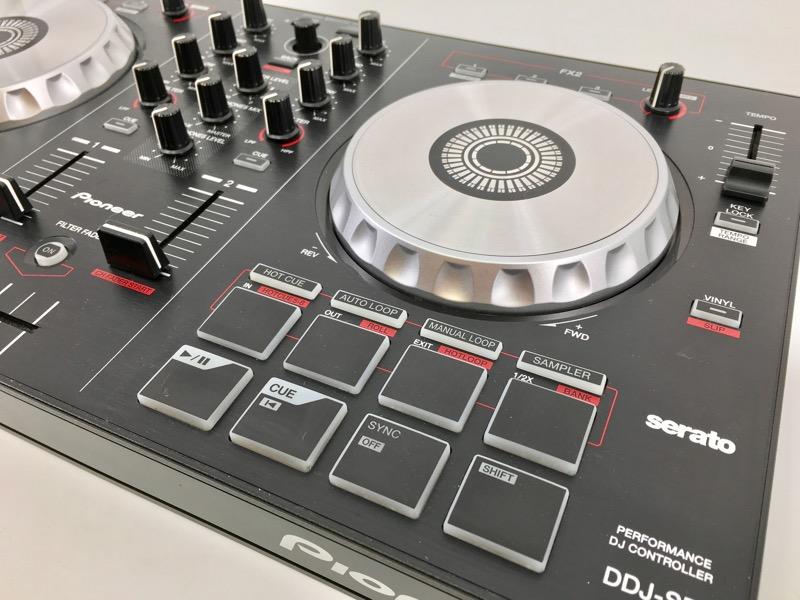 PIONEER DDJ-SB DJ CONTROLLER SERATO