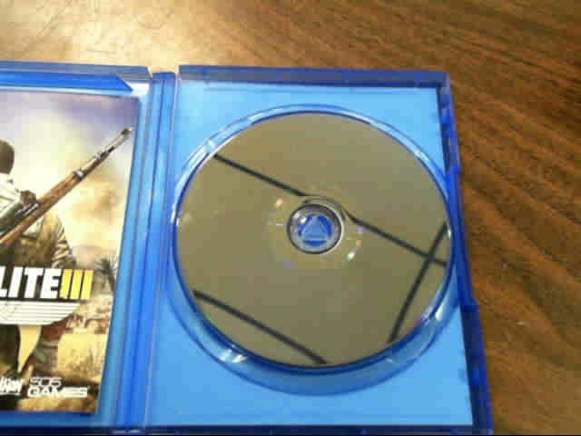 SONY Sony PlayStation 4 Game SNIPER ELITE III - PS4