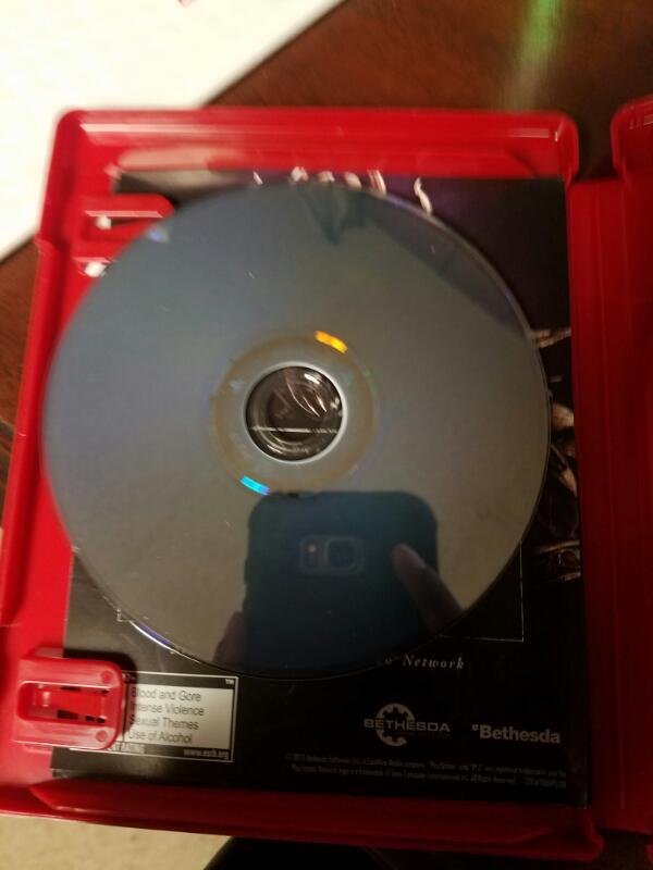 SONY Sony PlayStation 3 Game ELDER SCROLLS V: SKYRIM