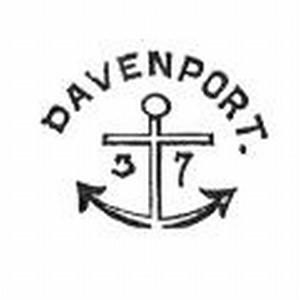 DAVENPORT POTTERY CO