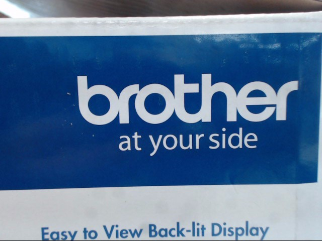 BROTHER SEWING AND EMBROIDERY MACHINE SE425