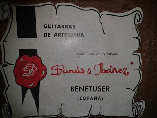 BANIS & IBANEZ