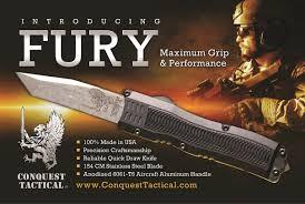 FURY CUTLERY