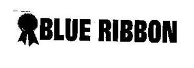BLUE RIBBON LADDER