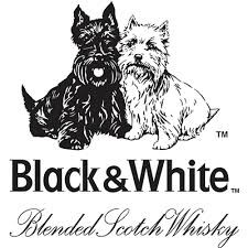 BLACK & WHITE BLENDED SCOTCH WHISKEY