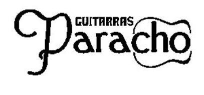 GUITARRAS PARACHO