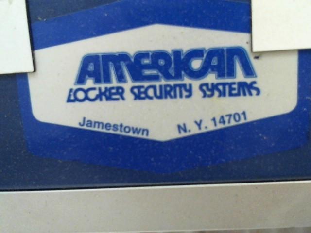 AMERIUCAN LOCKER SECURITY SYSTEMS