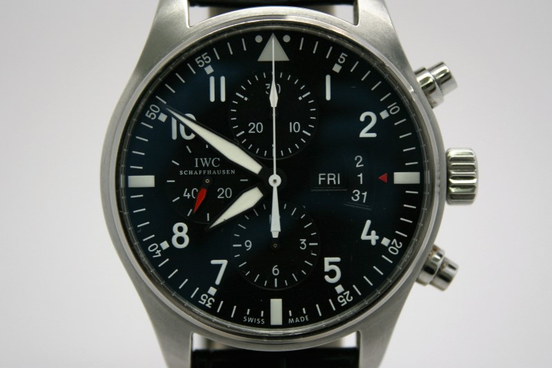 IWC INTERNATIONAL WATCH CO. SCHAFFHAUSEN
