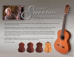 SIGNATURE SERIES GUITARS