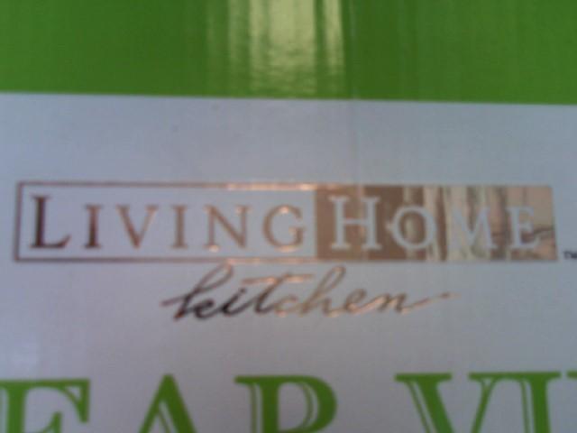 LIVING HOME KITCHEN