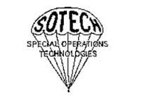 SPECIAL OPERATIONS TECHNOLOGIES