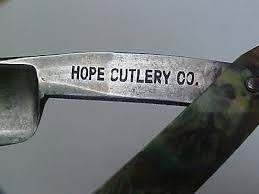 HOPE CUTLERY CO