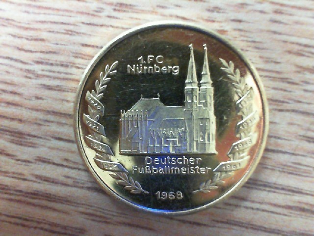 GOLD COIN GERMANY