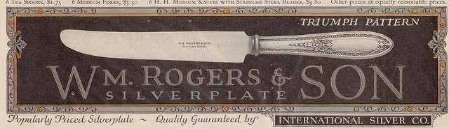 WM ROGERS AND SON