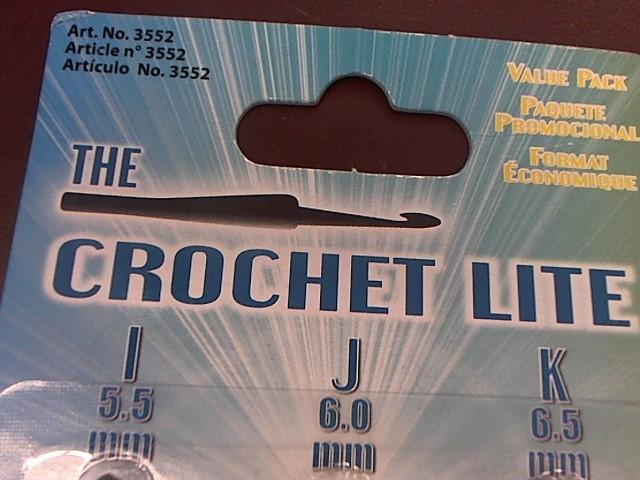THE CROCHET LITE