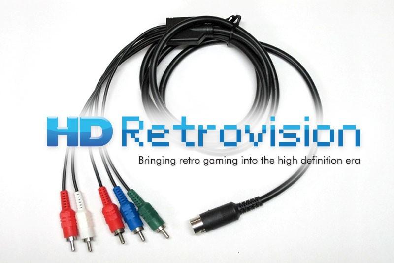 HD RETROVISION