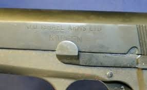 J.O. ISRAEL ARMS AMMUNITION