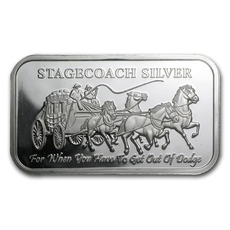 STAGECOACH SILVER