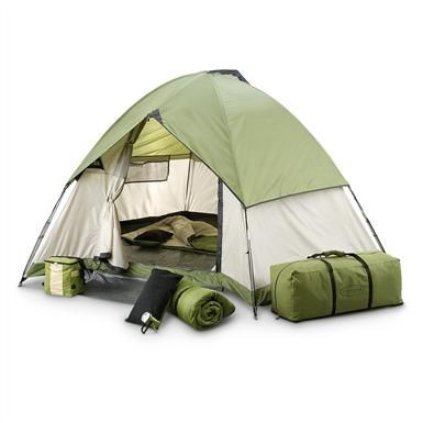 NORTH POLE CAMP PACK