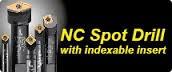 NC-SPOTTING DRILL