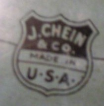 J CHEIN