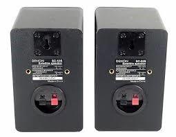 DENON Speakers/Subwoofer SC-53S