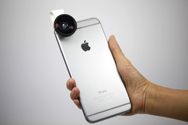 WIDE ANGLE Fisheye LENS FOR IPHONE