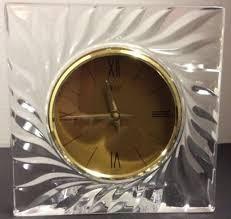 MIKASA Clock SUNFIRE CLOCK