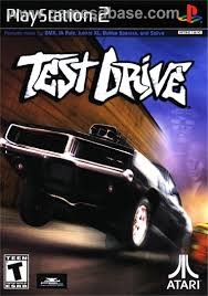 SONY Sony PlayStation 2 Game TEST DRIVE PS2
