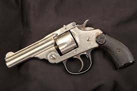 IVER JOHNSON Revolver U.S. REVOLVER CO. AUTOMATIC HAMMER