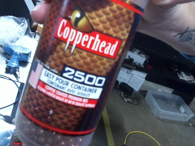 COPPER HEAD Hunting Gear 2500