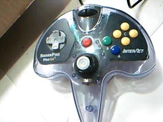INTERACT Video Game Accessory SHARKPAD PRO2