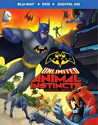 BLU-RAY MOVIE  UNLIMITED ANIMAL INSTINCT