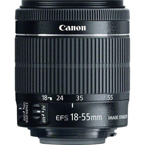 CANON Lens/Filter EFS 18-55