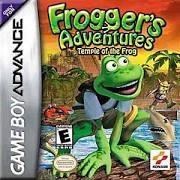 NINTENDO Nintendo GBA Game FROGGERS ADVENTURES: TEMPLE OF THE FROG (GBA 2001)